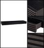 Winlock Wall Shelf cum Study Table in Espresso Walnut Finish by Woodsworth