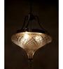 Lime Light Gold Brass Pendant