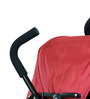 Little Traveler Stroller Cum Pram in Red & Black by Fischer Price