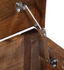 Lanford Trunk Box In Provincial Teak Finish by Amberville