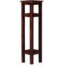 Morton End Table in Honey Oak Finish by Woodsworth