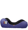 Lounger Bean Bag (Filled with Beans) in XXXL Size by Orka