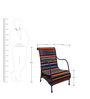 Love Chair by Sahil Sarthak Designs