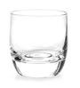 Lucaris Shanghai Soul Crystal Double Rock Glass 395 ML Whisky Glasses - Set of 6
