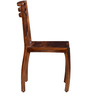 Dvina Dining Chair in Provincial Teak Finish by Woodsworth