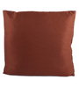 Lushomes Brown Polyester 16 x 16 Inch Bright & Fluffy Cushion Insert - Set of 2