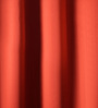 Lushomes Maroon Polyester 60 x 54 Inch Plain Blackout Windows Curtain with 8 Metal Eyelets - Set of 2