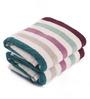 Lushomes Multicolour Cotton 16 x 26 Hand Towel - Set of 2