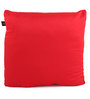 Lushomes Red Polyester 16 x 16 Inch Bright & Fluffy Cushion Insert - Set of 2