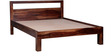 Ontario Queen Bed in Provincial Teak Finish by Woodsworth