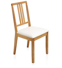 Mainland Dining Chair In Brown Colour By @ Home