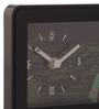 Mad(E) In India Green Glass Harappa Table Clock