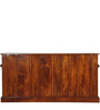 Christie Sideboard in Honey Oak Finish by Amberville
