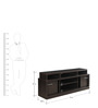 Magna TV stand in Wenge Finish by Royal Oak