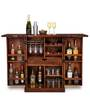 Malta Small Bar Cabinet by InLiving