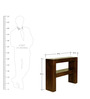 Madison Console Table in Provincial Teak Finish by Woodsworth