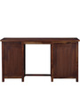 Cashmere Study & Laptop Table in Provincial Teak Finish by Woodsworth
