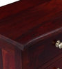 Margaret Chest of Drawers in Honey Oak Finish by Amberville