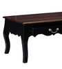 Margaret Coffee Table in Dual Tone Finish by Amberville