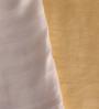 Mark Home Gold Cotton Single Size Dohar