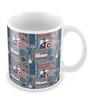 Marvel Civil War-Captain Soldier Multicolour Ceramic 350 ML Mug