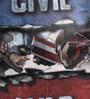 Marvel Civil War Filled Bean Bag by Orka