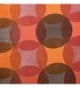 Maspar Red 100% Cotton Queen Size Duvet Cover - Set of 3