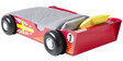 McSchumi Car Bed in Red & Yellow Finish by Mollycoddle