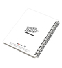 MC SID RAZZ Multicolour Paper Official The Big Bang Theory Infographic Notebook Licensed by Warner Bros USA