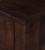 Prescott Solid Wood Console Table in Provincial Teak Finish by Woodsworth