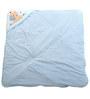 Mee Mee Baby Warm Wrapper cum Blanket with Hood in Blue