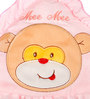 Mee Mee Baby Warm Wrapper Cum Blanket with Hood in Pink Colour