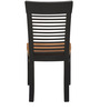 Mellow Dining Chair in Cappuccino colour by @home