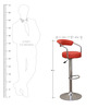 Mendis Bar Chair by @Home