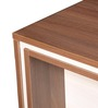 Merit Study cum Office Table in Wenge Colour by HomeTown