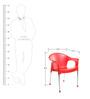 Metallo Cafeteria Chair by Cello