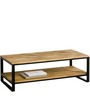 Colville Coffee Table in Dual Tone Finish by Woodsworth