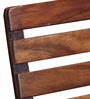 Mexico Folding Bench in Provincial Teak Finish by Woodsworth