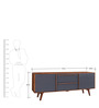 Colville Sideboard in Dual Tone Finish by Woodsworth