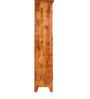 Winlock Wardrobe in Honey Oak Finish by Woodsworth