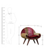 Miki Accent Chair by Bohemiana