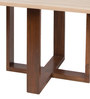 Missouri Coffee Table in Natural Wood Finish by Inscape Design