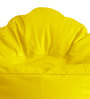 Modern Mooda Rocker XXXL size in Yellow Color Colour with Beans by Style Homez