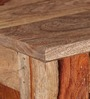 Tulsa Chest of Drawers in Natural Sheesham Finish by Woodsworth