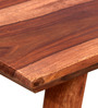Wyoming Coffee Table in Natural Finish by Woodsworth
