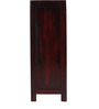 Tulsa Solid Wood Chest of Drawers in Passion Mahogany Finish by Woodsworth
