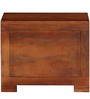 Dover Solid Wood Bed Side Table in Honey Oak Finish by Woodsworth