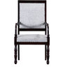 Montgomery Chair in Passion Mahogany Finish by Amberville