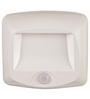 Mr Beams MB530 Battery-Operated Indoor/Outdoor Motion Sensor LED Step Light,White