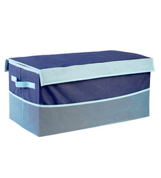 My Gift Booth Non-Woven Navy Blue Toy Sorter